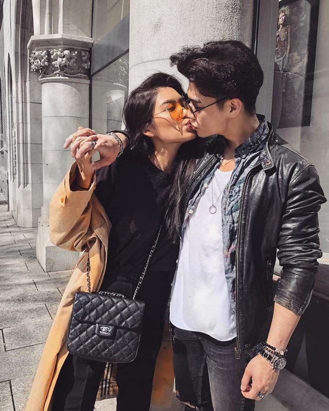 Giám đốc Việt 28 tuổi có nhan sắc cực phẩm, nhìn sang bạn gái cậu lại càng thêm ghen tị - Ảnh 4.