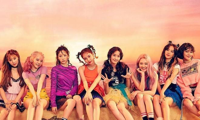 """7 girlgroup Kpop làm rạng danh Hàn Quốc: """"Tường thành"""" và """"nhóm nữ quốc dân thế hệ mới"""" vẫn phải chịu thua BLACKPINK - Ảnh 9."""