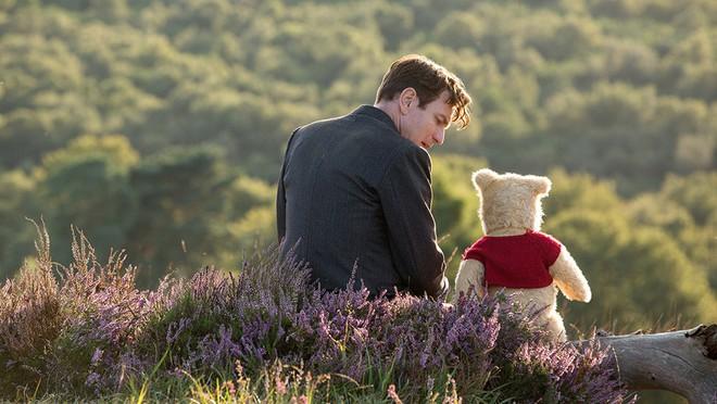 Hành trình đốn tim khán giả của gấu Pooh ở Christopher Robin còn lắm gian nan - Ảnh 2.
