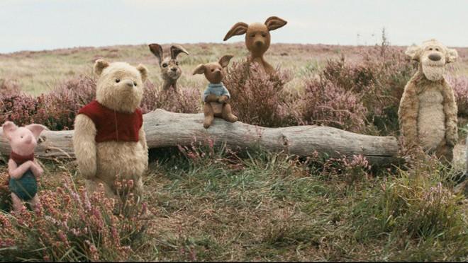 Hành trình đốn tim khán giả của gấu Pooh ở Christopher Robin còn lắm gian nan - Ảnh 3.