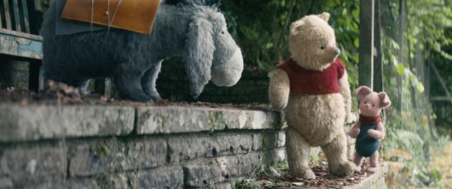 Hành trình đốn tim khán giả của gấu Pooh ở Christopher Robin còn lắm gian nan - Ảnh 8.