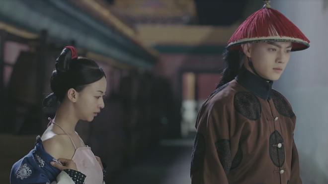 Diên Hi Công Lược: Ngụy Anh Lạc làm loạn nhưng hoàng hậu vẫn bảo vệ - Ảnh 13.