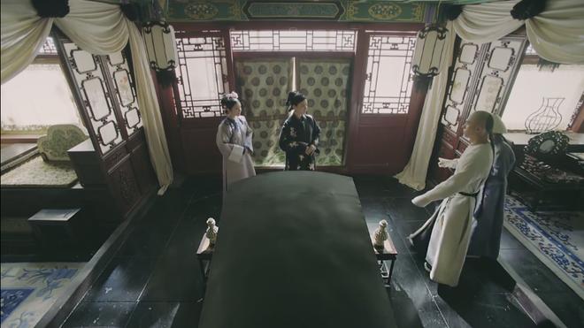 Diên Hi Công Lược: Ngụy Anh Lạc làm loạn nhưng hoàng hậu vẫn bảo vệ - Ảnh 10.