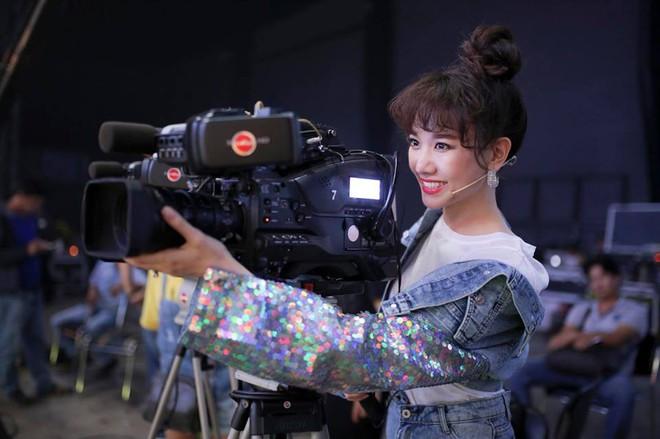 Trách ai bây giờ, trách kiểu tóc sai đã dìm hoàn toàn nhan sắc của Hảiwon mà thôi - ảnh 1