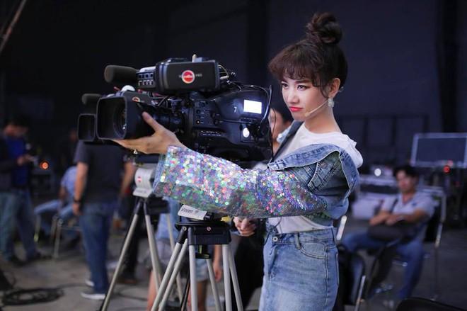 Trách ai bây giờ, trách kiểu tóc sai đã dìm hoàn toàn nhan sắc của Hảiwon mà thôi - ảnh 2