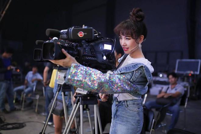 Trách ai bây giờ, trách kiểu tóc sai đã dìm hoàn toàn nhan sắc của Hảiwon mà thôi - ảnh 3