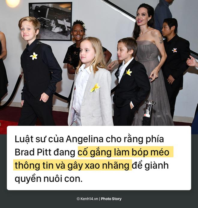 Cặp đôi từng được ngưỡng mộ nhất nhì Hollywood Brangelina tranh cãi gay gắt vì khối tài sản 200 tỷ đồng - Ảnh 9.