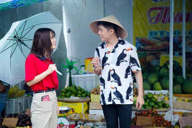 Gin Tuấn Kiệt bất ngờ trước độ am hiểu của Han Sara về ẩm thực Việt Nam - Ảnh 2.