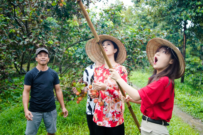 Gin Tuấn Kiệt bất ngờ trước độ am hiểu của Han Sara về ẩm thực Việt Nam - Ảnh 7.