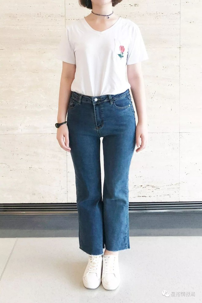 Đại diện các chị em mặc thử 8 loại quần jeans phổ biến, cô nàng này đã tìm ra loại tôn chân nịnh dáng nhất - ảnh 12
