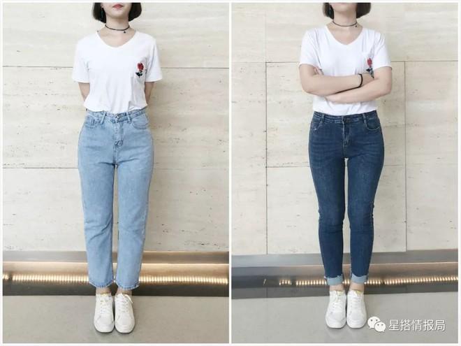 Đại diện các chị em mặc thử 8 loại quần jeans phổ biến, cô nàng này đã tìm ra loại tôn chân nịnh dáng nhất - ảnh 11