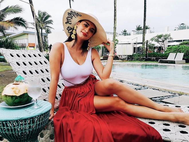 Sau 3 năm đăng quang, Hoa hậu Hoàn vũ Pia ngày càng gợi cảm cùng gu thời trang đẹp xuất sắc - ảnh 29