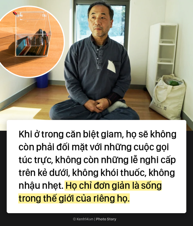 Hàn Quốc: Bỏ ra cả chục triệu đồng để được đi tù tránh xa cuộc sống bận rộn - Ảnh 9.