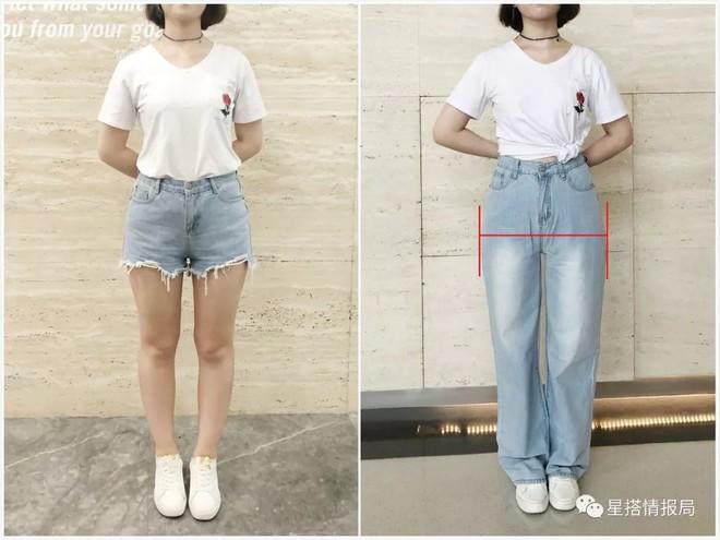 Đại diện các chị em mặc thử 8 loại quần jeans phổ biến, cô nàng này đã tìm ra loại tôn chân nịnh dáng nhất - ảnh 8