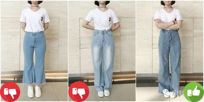 Đại diện các chị em mặc thử 8 loại quần jeans phổ biến, cô nàng này đã tìm ra loại tôn chân nịnh dáng nhất - ảnh 9