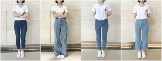 Đại diện các chị em mặc thử 8 loại quần jeans phổ biến, cô nàng này đã tìm ra loại tôn chân nịnh dáng nhất - ảnh 5