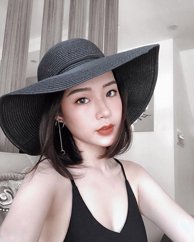 Lai Thanh Huyền - vợ tương lai của Rhymastic không chỉ xinh mà còn có đôi môi đánh son kiểu gì trông cũng ấn tượng - ảnh 2