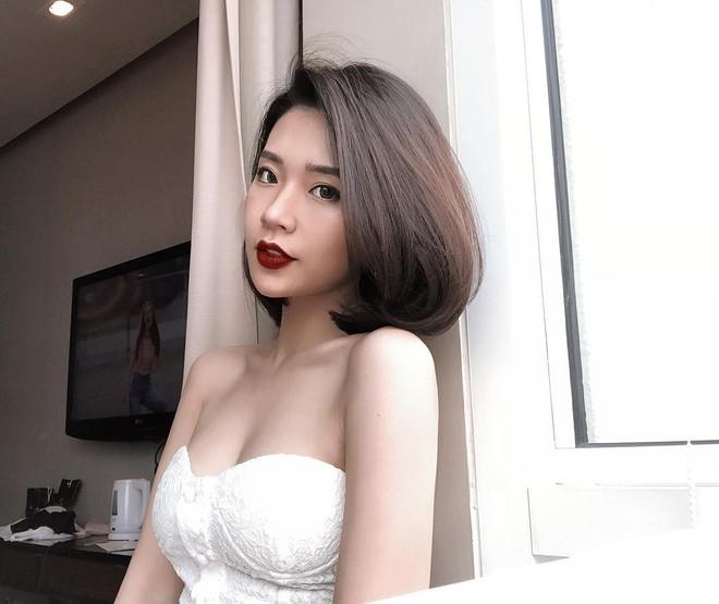 Lai Thanh Huyền - vợ tương lai của Rhymastic không chỉ xinh mà còn có đôi môi đánh son kiểu gì trông cũng ấn tượng - ảnh 4