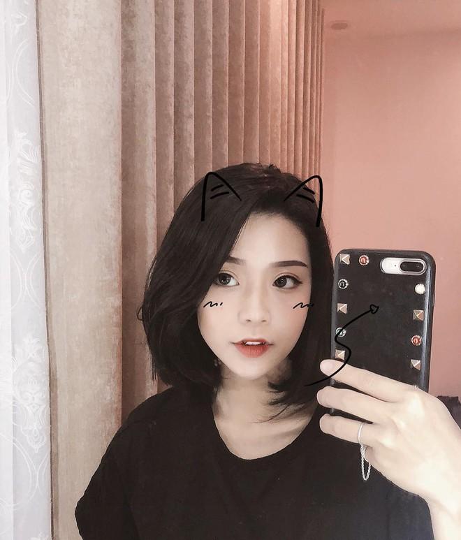 Lai Thanh Huyền - vợ tương lai của Rhymastic không chỉ xinh mà còn có đôi môi đánh son kiểu gì trông cũng ấn tượng - ảnh 6