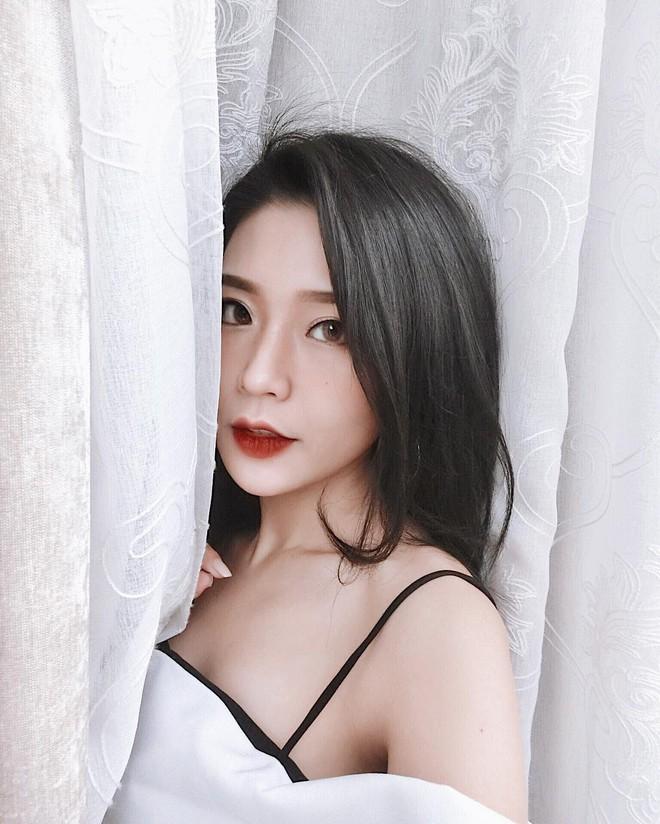 Lai Thanh Huyền - vợ tương lai của Rhymastic không chỉ xinh mà còn có đôi môi đánh son kiểu gì trông cũng ấn tượng - ảnh 7