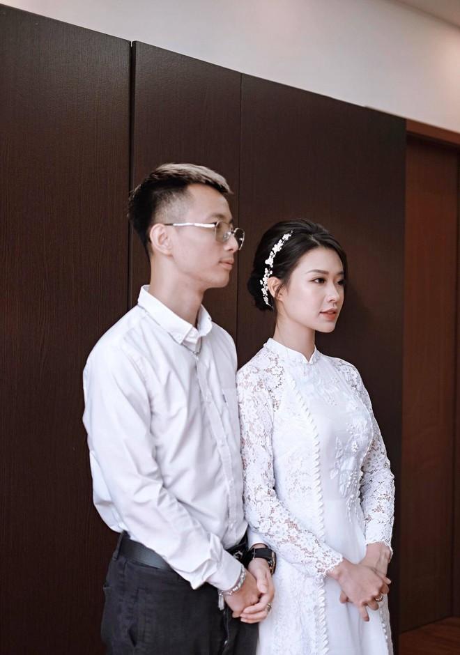 Lai Thanh Huyền - vợ tương lai của Rhymastic không chỉ xinh mà còn có đôi môi đánh son kiểu gì trông cũng ấn tượng - ảnh 1