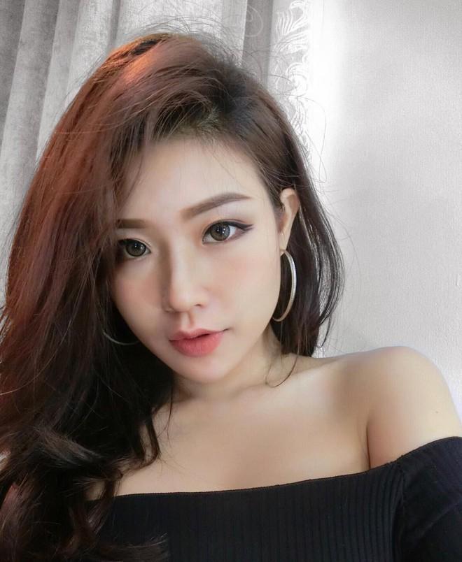 Lai Thanh Huyền - vợ tương lai của Rhymastic không chỉ xinh mà còn có đôi môi đánh son kiểu gì trông cũng ấn tượng - ảnh 9