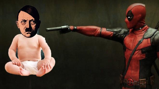 Cảnh bị cắt ở Deadpool 2: Deadpool không nhẫn tâm xử đẹp bé Hitler như lời đồn - Ảnh 3.