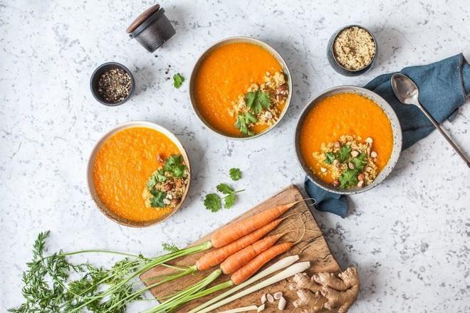 9 loại thực phẩm chứa ít calo nên ăn thật nhiều trong mùa đông để giảm cân hiệu quả - Ảnh 9.
