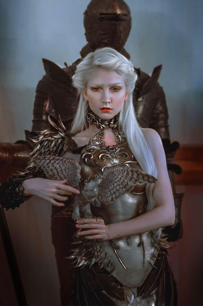 Sử dụng máy ảnh và photoshop, nữ nghệ sĩ đã biến thế giới cổ tích thành hiện thực - Ảnh 17.
