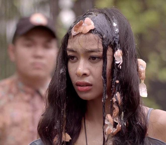 Glee Việt tập áp cuối: Để ủng hộ tinh thần Angela, toàn bộ nữ sinh của Glee đồng loạt mang bầu! - ảnh 9