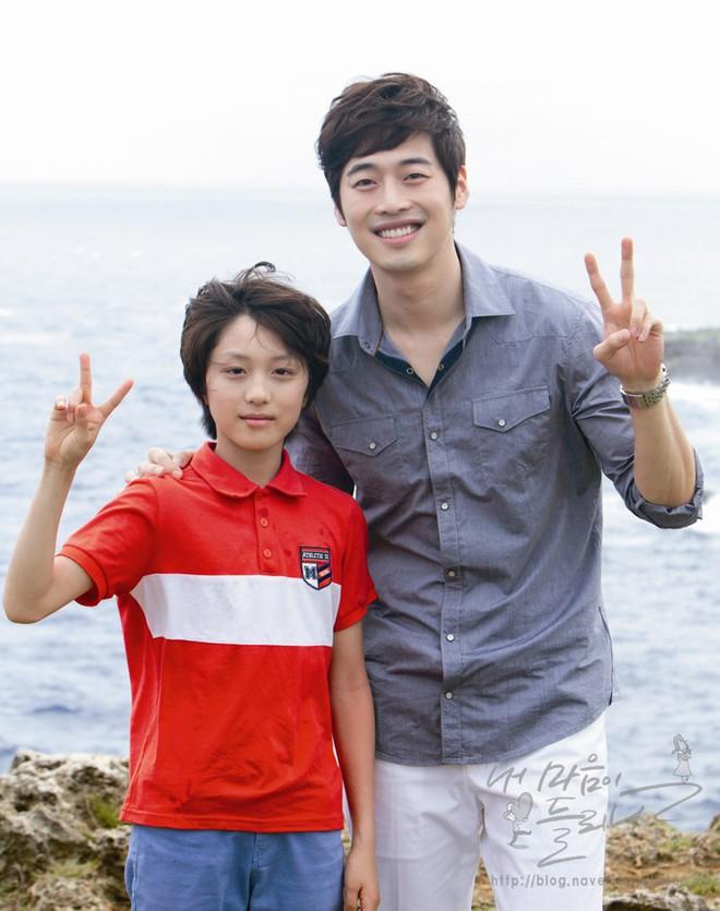 7 năm trước, tiểu Song Joong Ki này là sao nhí siêu hot ở Hàn vì đẹp trai đúng chuẩn thiếu gia - Ảnh 6.