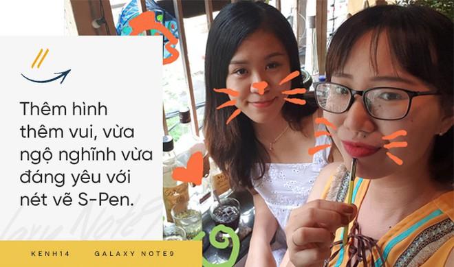 Có S Pen của Galaxy Note9 rồi thì cần gì anh trai mưa chụp ảnh cho nữa?? - Ảnh 16.