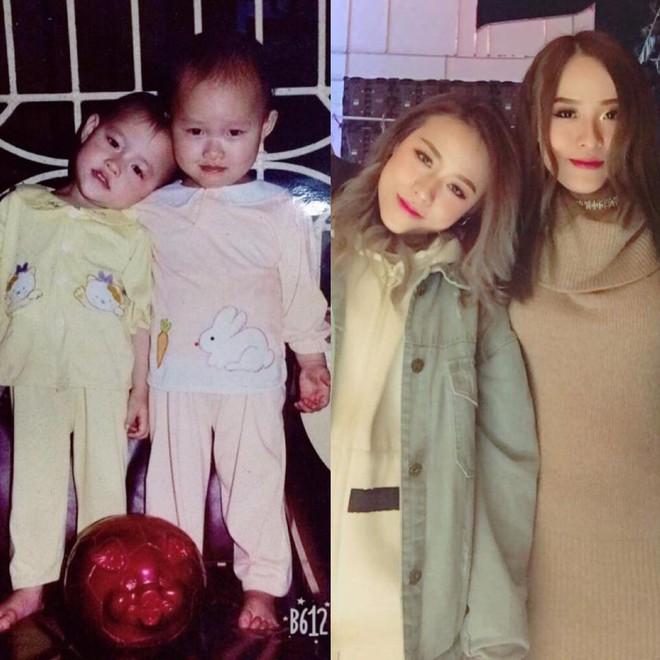 Cặp chị em song sinh nổi nhất Tik Tok Việt: Em cá tính nhảy đẹp, chị xinh xắn cover cực ngọt - Ảnh 12.