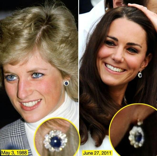 Ẩn sau chiếc đồng hồ mà Kate Middleton thường đeo là bí mật ngọt ngào, liên quan đến cả Công nương Diana - ảnh 6