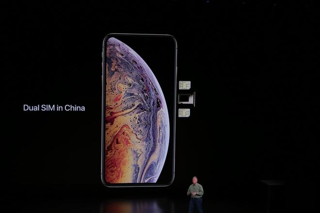 iPhone Xs/Xs Max ra mắt: Màn hình lớn nhất thị trường, thêm màu vàng sang chảnh, chụp ảnh đẹp hơn, có 2 SIM, 512GB dung lượng - Ảnh 10.