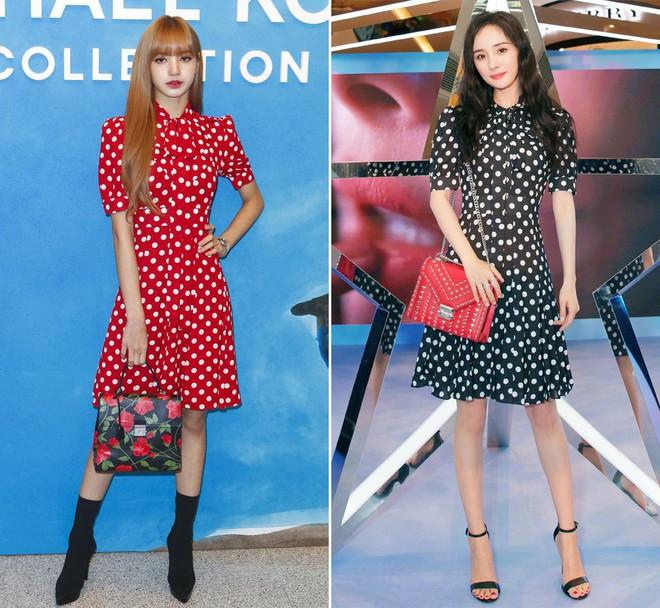 Đẳng cấp của Lisa (Black Pink): Diện lại váy sến từ Dương Mịch mà vẫn được khen như búp bê sống - ảnh 12