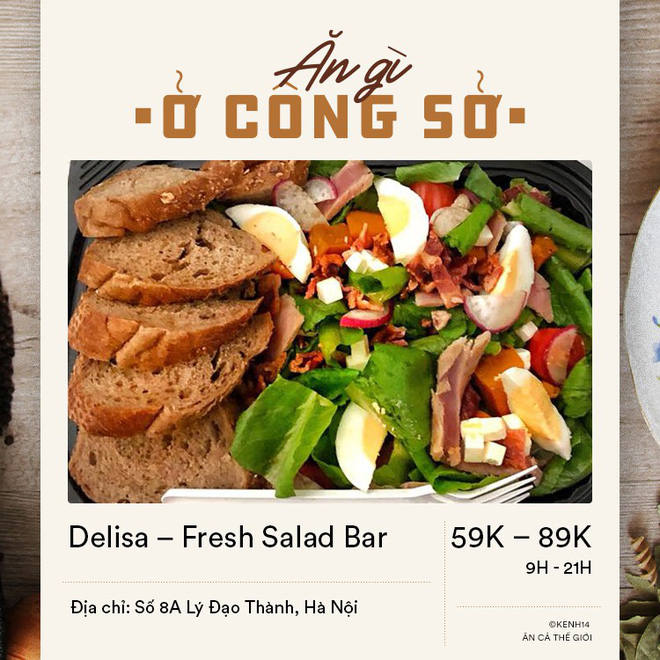 Chị em văn phòng mà muốn giữ dáng thì đừng quên 5 địa chỉ ship salad ngon lành ở Hà Nội này - Ảnh 7.