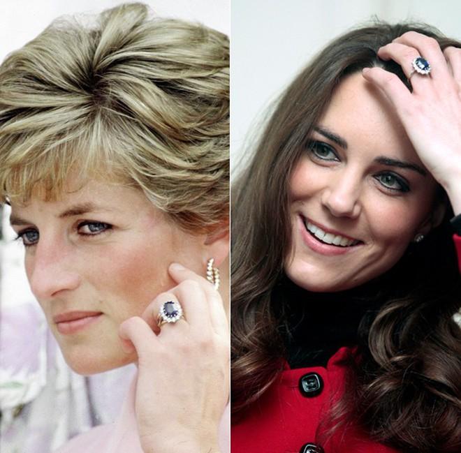 Ẩn sau chiếc đồng hồ mà Kate Middleton thường đeo là bí mật ngọt ngào, liên quan đến cả Công nương Diana - ảnh 5