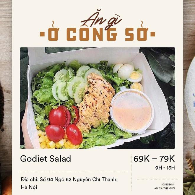 Chị em văn phòng mà muốn giữ dáng thì đừng quên 5 địa chỉ ship salad ngon lành ở Hà Nội này - Ảnh 10.