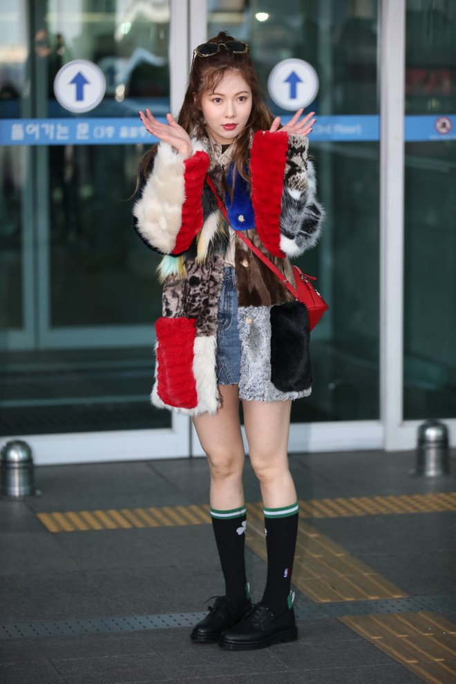 Cắt duyên với Hyuna, Cube sẽ tìm đâu một cá tính ăn mặc thú vị thế này nữaZZZ - ảnh 15