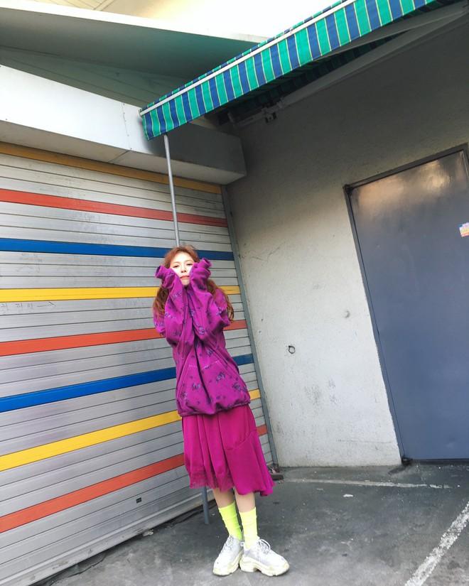 Cắt duyên với Hyuna, Cube sẽ tìm đâu một cá tính ăn mặc thú vị thế này nữaZZZ - ảnh 19