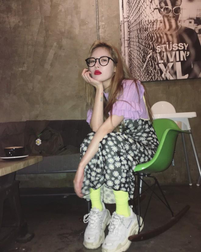 Cắt duyên với Hyuna, Cube sẽ tìm đâu một cá tính ăn mặc thú vị thế này nữaZZZ - ảnh 21