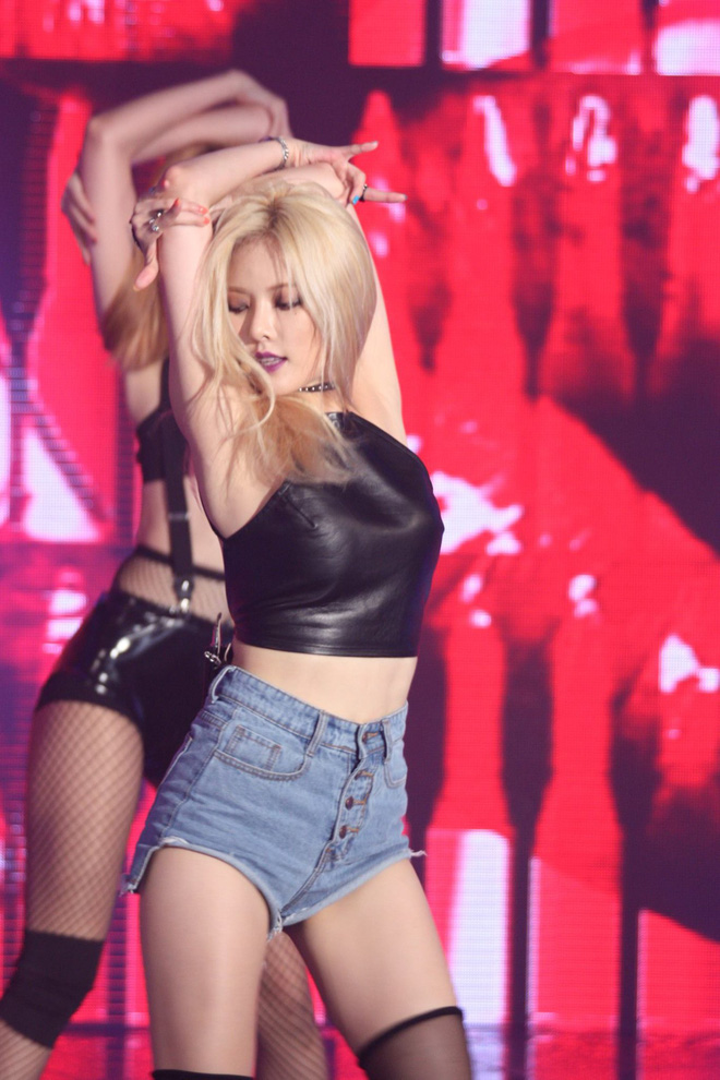 Cắt duyên với Hyuna, Cube sẽ tìm đâu một cá tính ăn mặc thú vị thế này nữaZZZ - ảnh 1