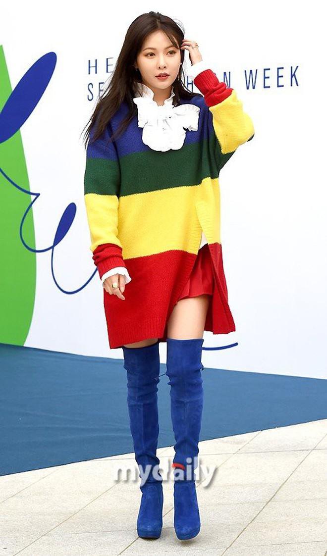 Cắt duyên với Hyuna, Cube sẽ tìm đâu một cá tính ăn mặc thú vị thế này nữaZZZ - ảnh 17