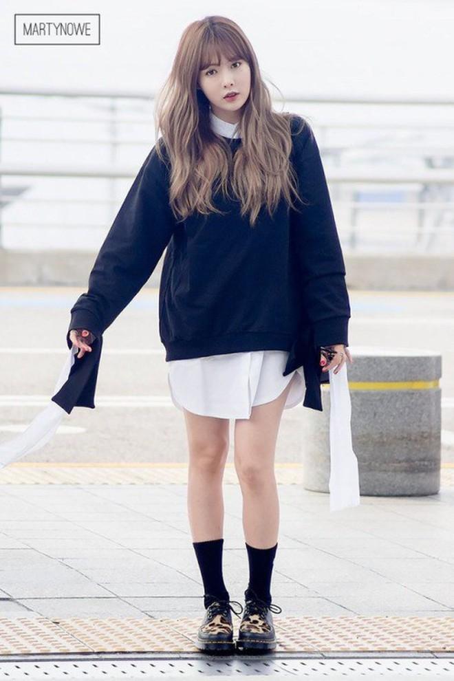 Cắt duyên với Hyuna, Cube sẽ tìm đâu một cá tính ăn mặc thú vị thế này nữaZZZ - ảnh 12