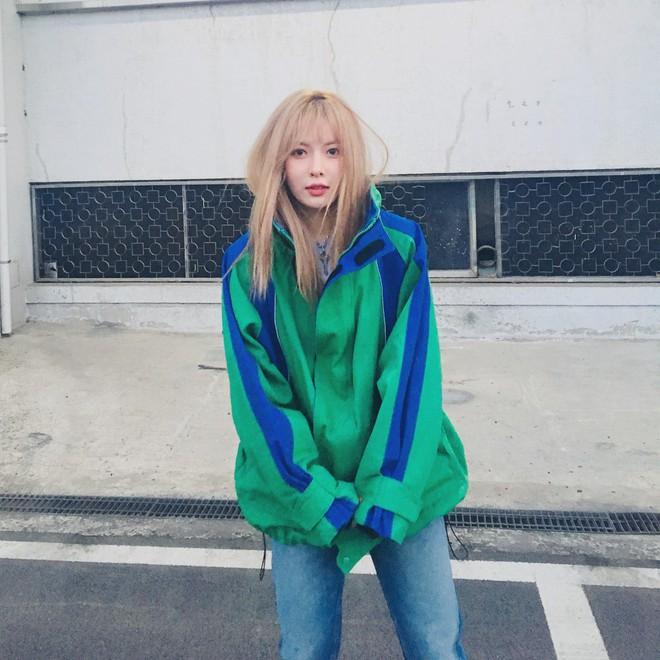 Cắt duyên với Hyuna, Cube sẽ tìm đâu một cá tính ăn mặc thú vị thế này nữaZZZ - ảnh 10