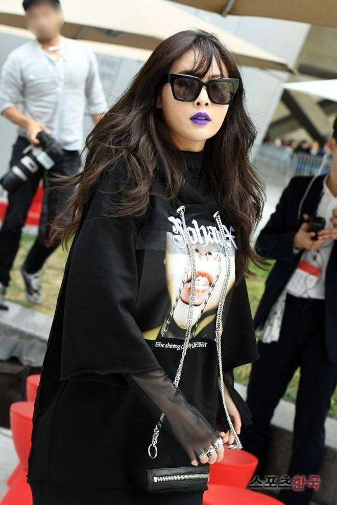 Cắt duyên với Hyuna, Cube sẽ tìm đâu một cá tính ăn mặc thú vị thế này nữaZZZ - ảnh 16