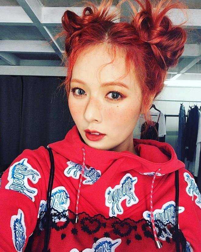 Cắt duyên với Hyuna, Cube sẽ tìm đâu một cá tính ăn mặc thú vị thế này nữaZZZ - ảnh 14