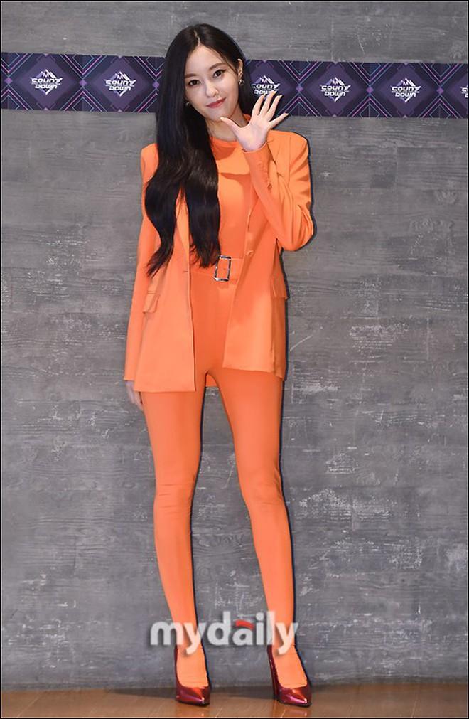 Góc logic: Đặt tựa single là Xoài nhưng Hyomin kiểu gì cũng phải ăn mặc như củ carot mới chịu - ảnh 2
