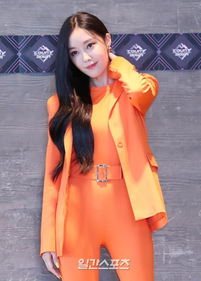 Góc logic: Đặt tựa single là Xoài nhưng Hyomin kiểu gì cũng phải ăn mặc như củ carot mới chịu - ảnh 3